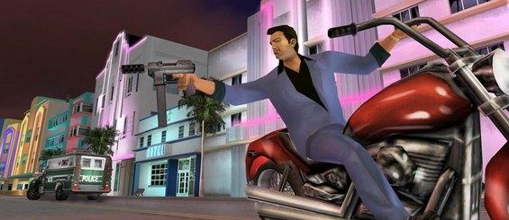 ESRB выставила рейтинг GTA: Vice City и GTA: San Andreas для PlayStation 3