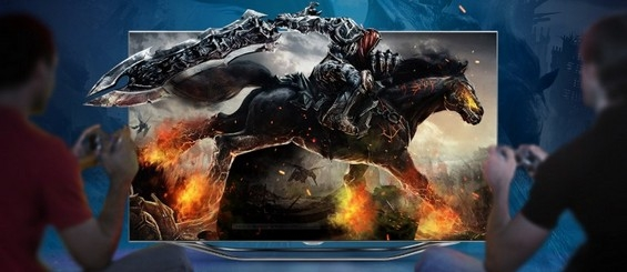 Samsung собралась в игровую индустрию?