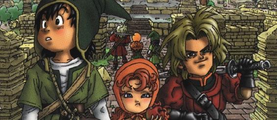 Dragon Quest VII анонсирован для 3DS