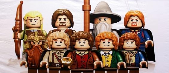 Выход Lego Lord of the Rings состоится в следующем месяце
