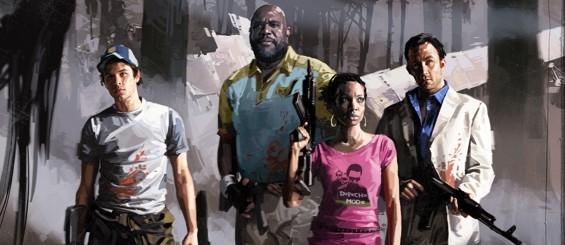 В честь Хэллоуина, Left 4 Dead 2 станет бесплатной до конца недели