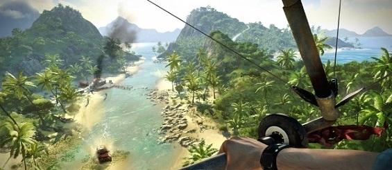 3 новых скриншота Far Cry 3