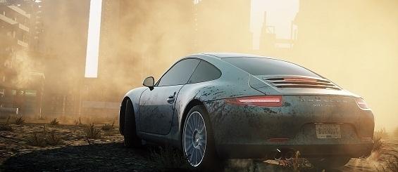 Need for Speed: Most Wanted, судя по всему, определённо посетит Wii U