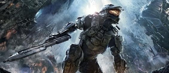 Новые арты Halo 4