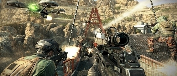 Surprise: Live-action трейлер Call of Duty: Black Ops II