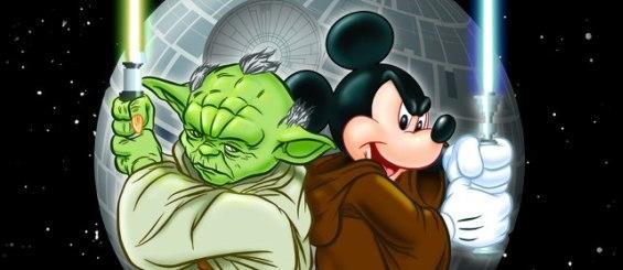 Disney купила Lucasfilm