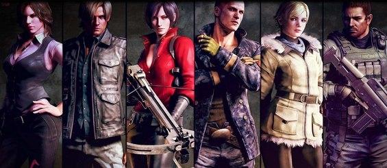 Capcom анонсировала бесплатное обновление Resident Evil 6