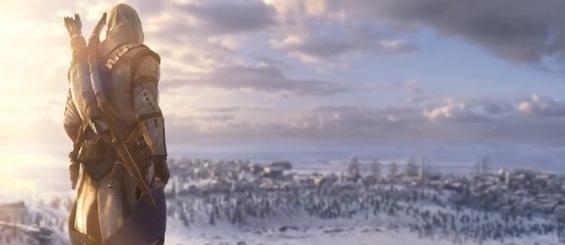 Интерактивный трейлер Assassin`s Creed 3